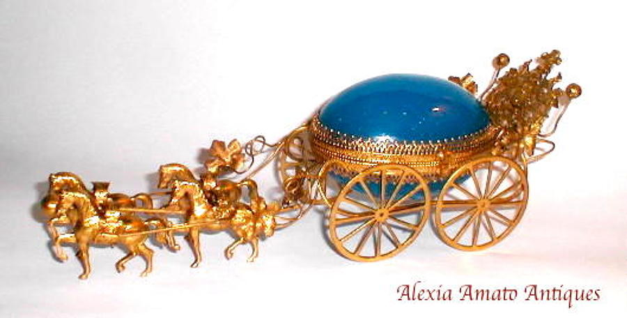 SOLD - French Opaline Glass