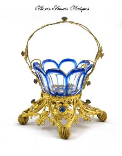 Palais Royal 'Jewelled' basket