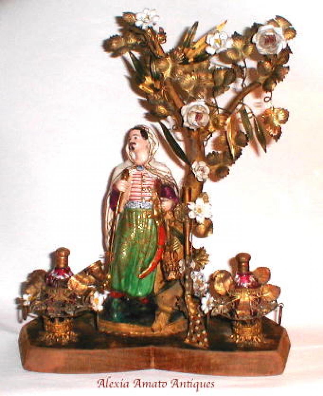 Antique Unusual Perfume Set