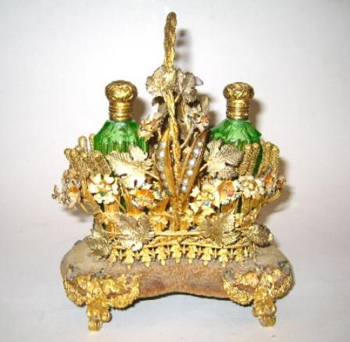 A French 19th Century Perfume Set