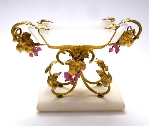 Palais Royal Opaline Glass Dish