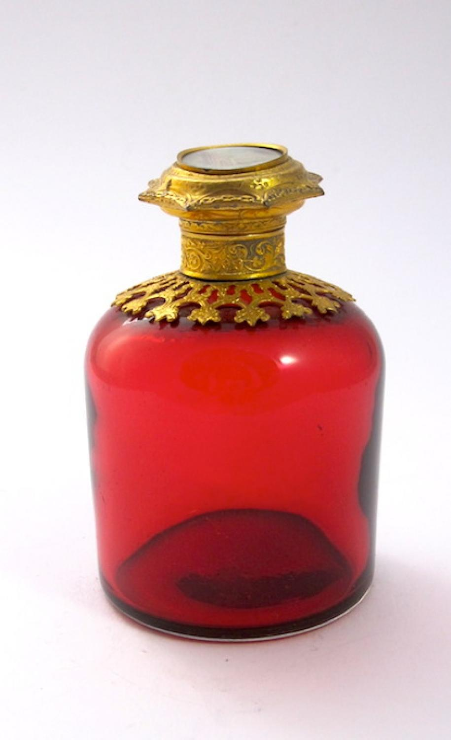 Palais Royal Glass Scent Perfume Bottle