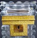 Charles X Cut Crystal Casket Box - picture 4