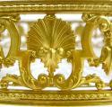 Empire Crystal & Dore Bronze Jardiniere - picture 5