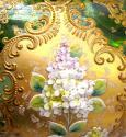 Huge Antique Moser Glass Bowl - picture 3