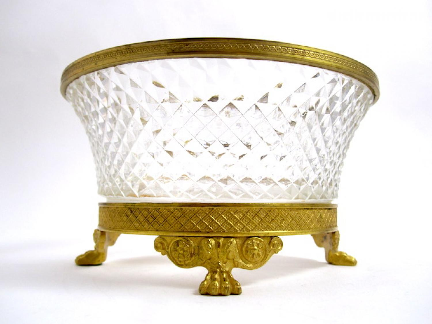 Antique Empire Bon Bon Dish