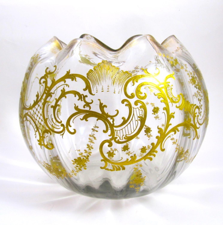 GIGANTIC St Louis Vase