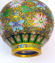 A Pair of Chinese Cloisonné Vasesand Stands - picture 5