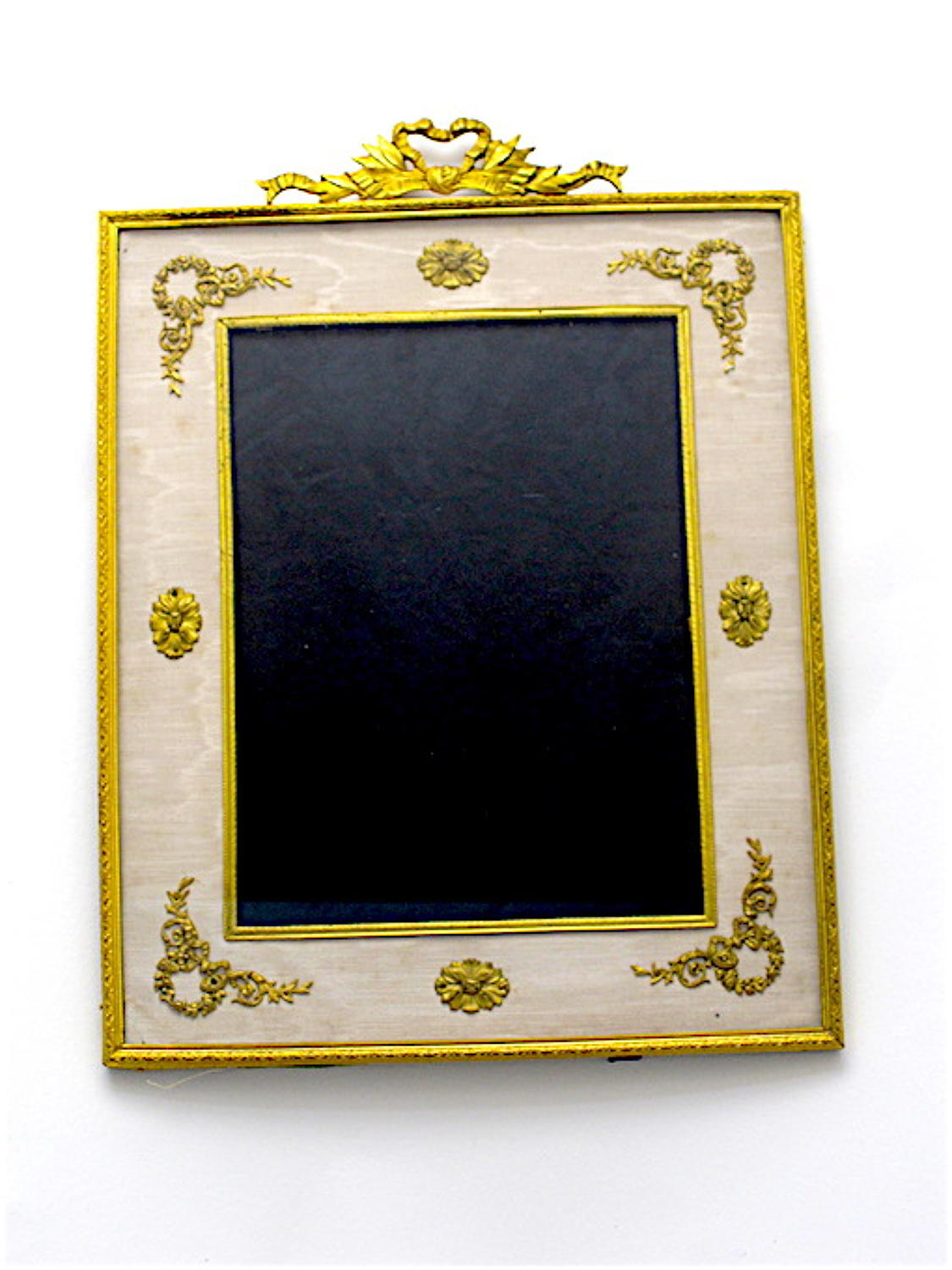 Large Antique Napoleon III Frame