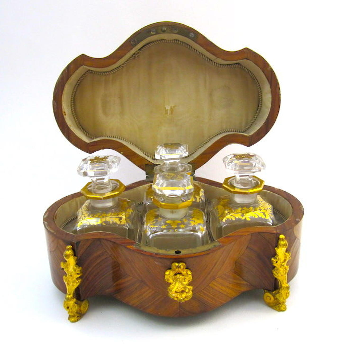 Antique Palais Royal Perfume Casket