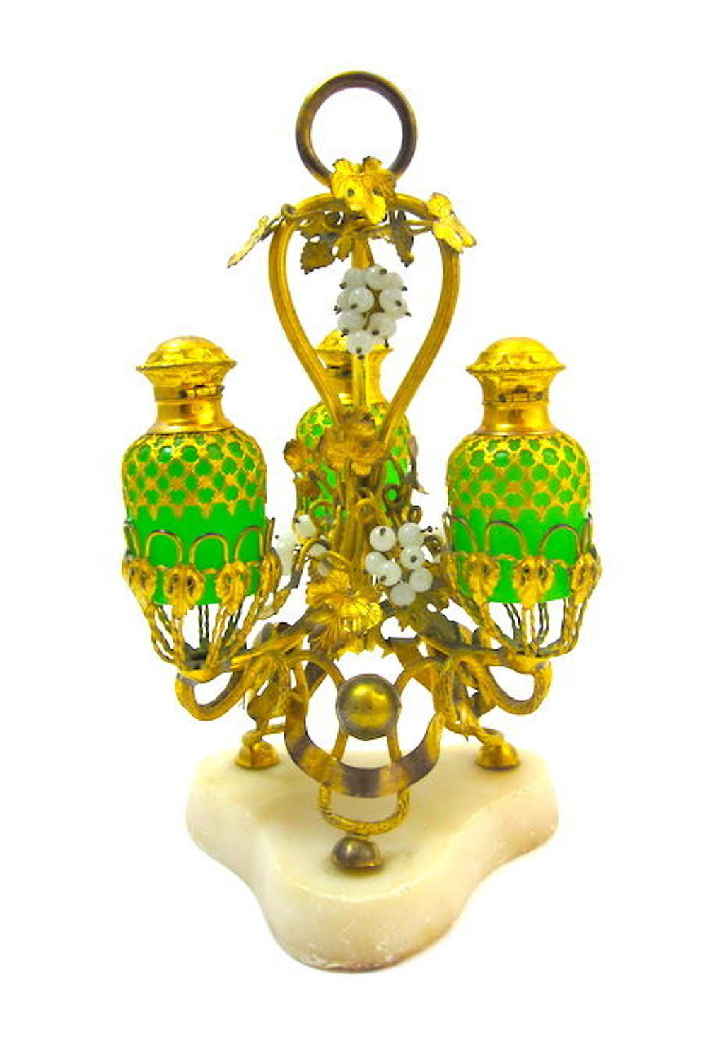Antique Palais Royal Perfume Set in